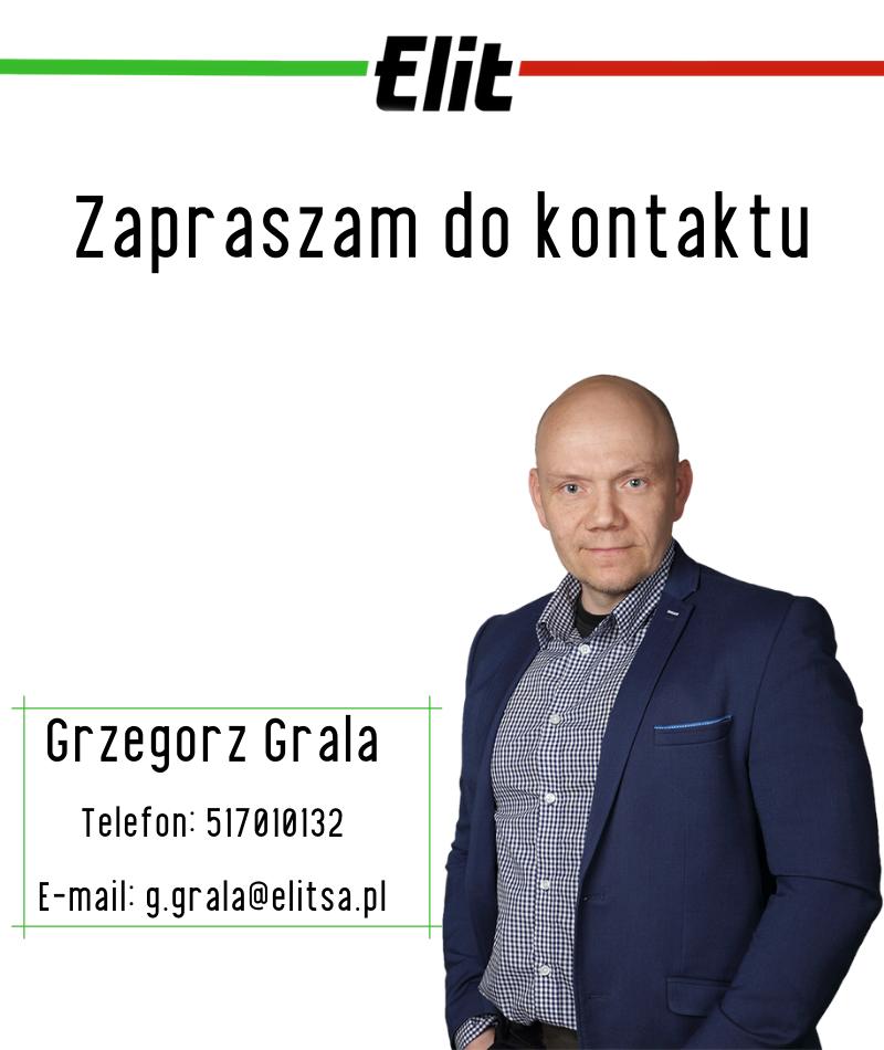 Grzegorz Grala Opiekun Marki Platek